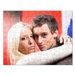 Personalised Photo Jigsaw Puzzle 30 piece A4 with FREE 6X4 Print